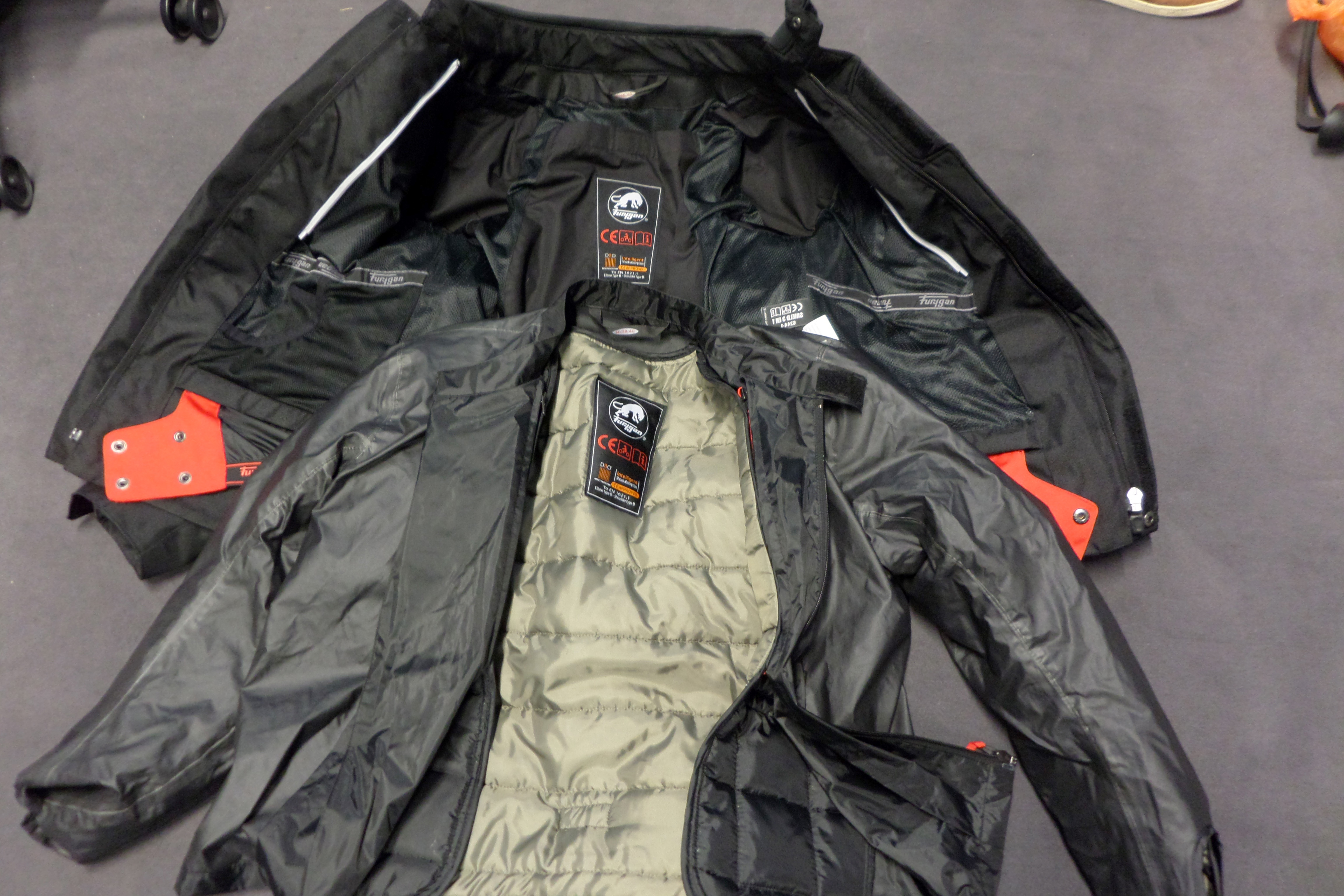 Used: Furygan Shield 3-in-1 textile jacket review