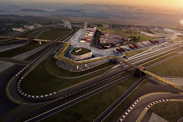 Circuit of Wales racetrack project asks for funding