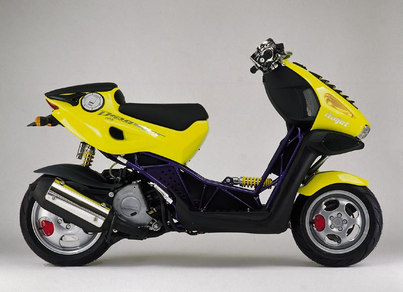 Top 10 '80s and '90s two-stroke 125s