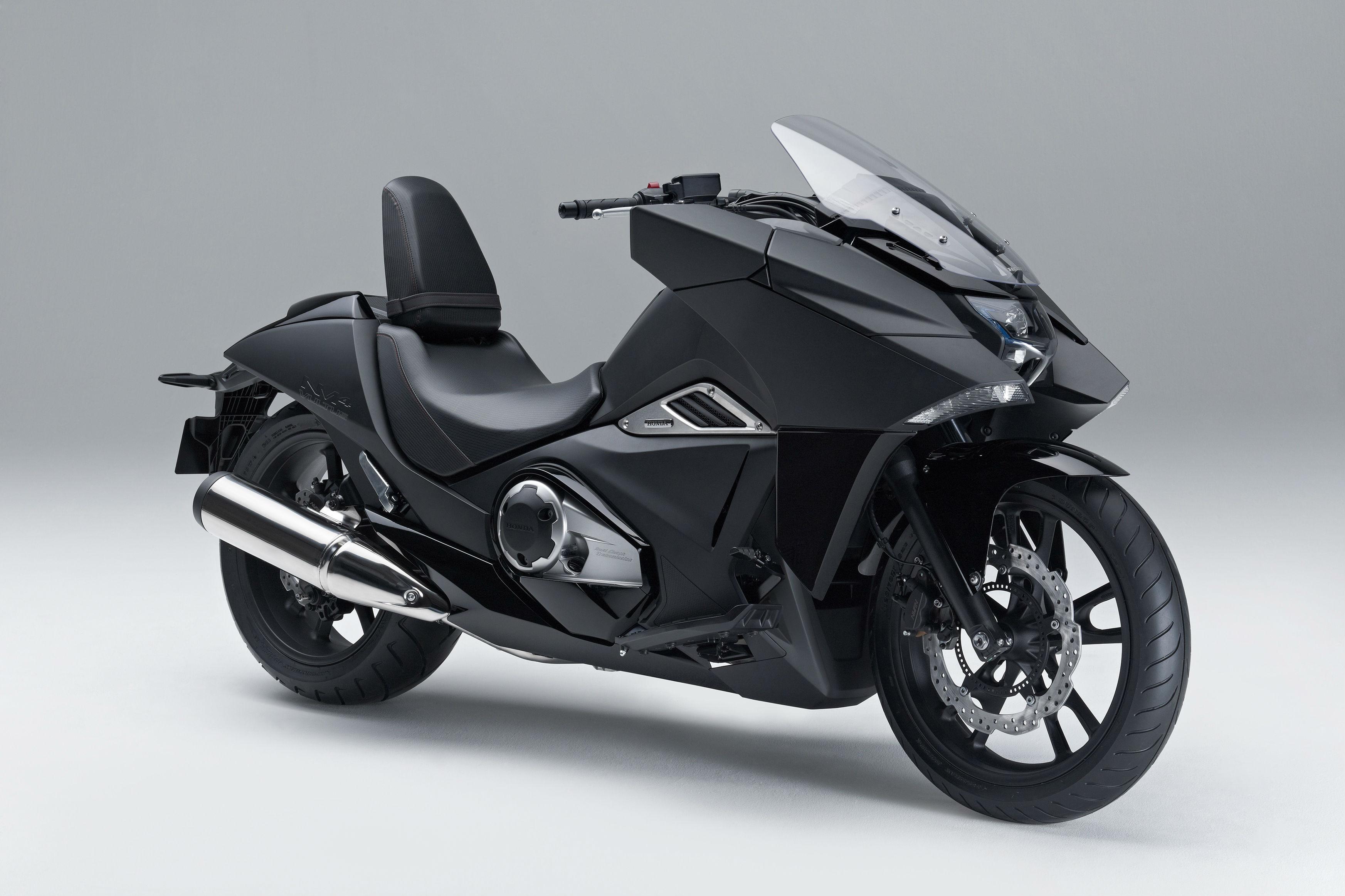 Honda NM4 Vultus to debut at comic fair