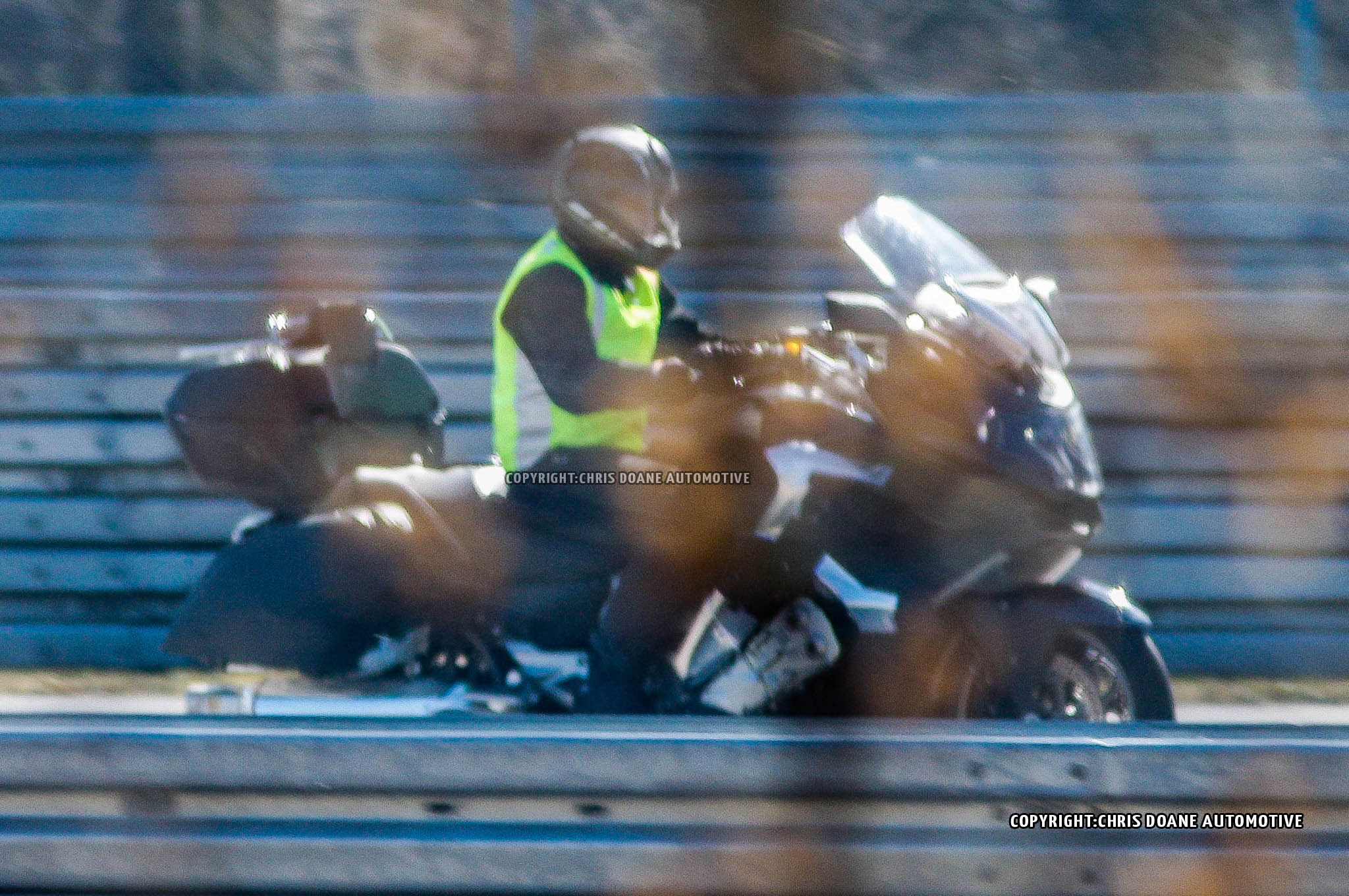 BMW K1600 bagger and liquid-cooled R1200R spied