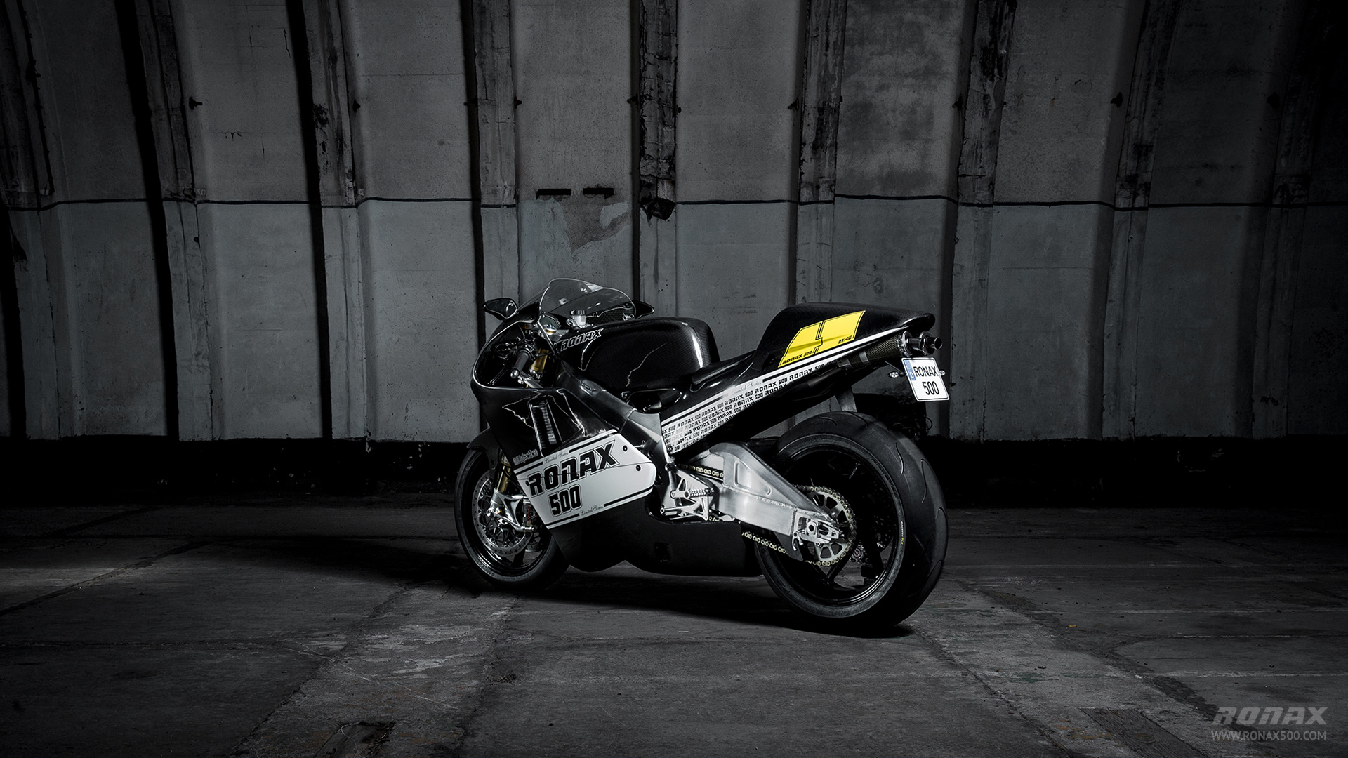 The £100,000 GP bike for the road