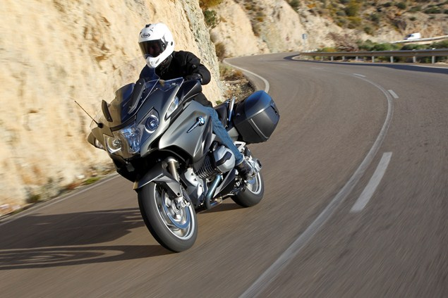 BMW Motorrad USA offers compensation packages to R1200RT owners after suspension recall