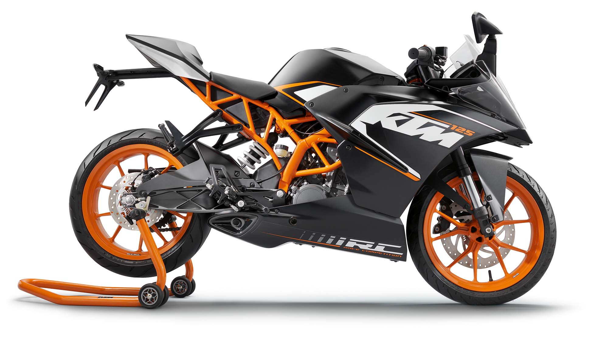 First ride: KTM RC 125 review