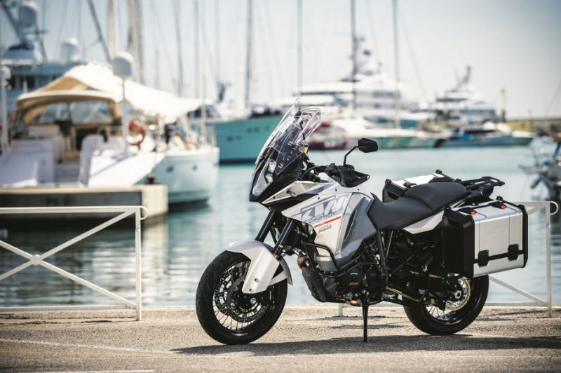 KTM 1290 Super Adventure first official picture