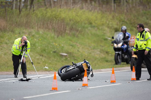 Road traffic accidents cost economy £15bn a year