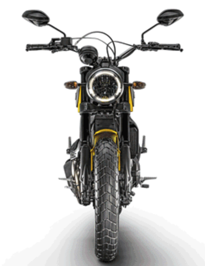 First official images: Ducati Scrambler