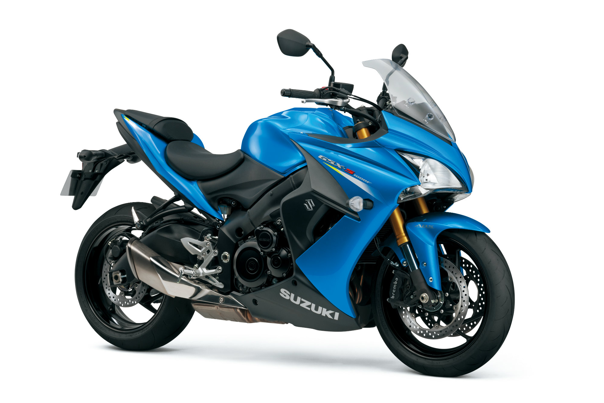Intermot 2014: Suzuki GSX-S1000 and GSX-S1000F unveiled