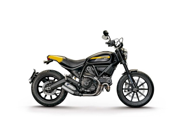 Ducati Scrambler prices announced
