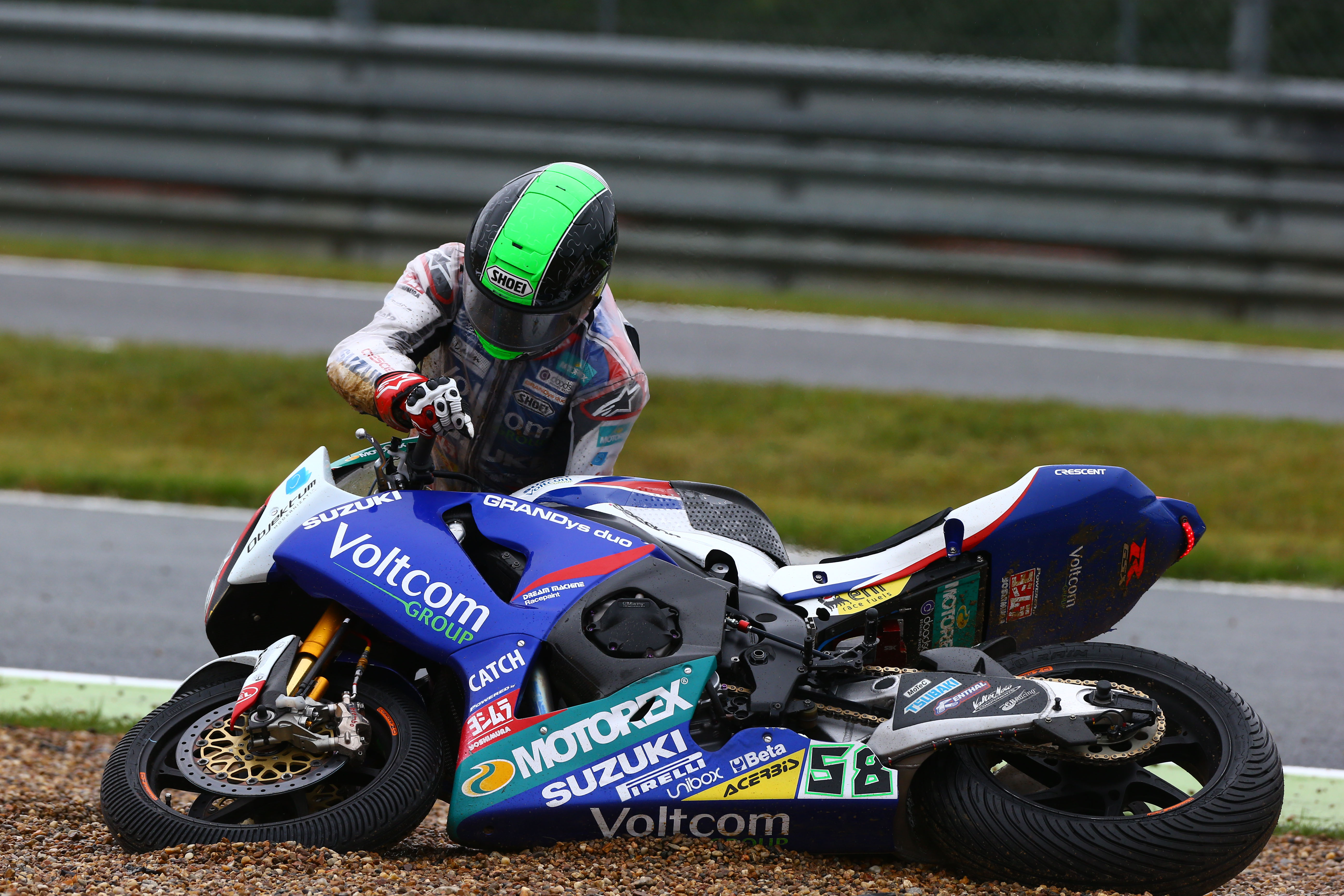 WSB 2014: Magny-Cours race 1 results