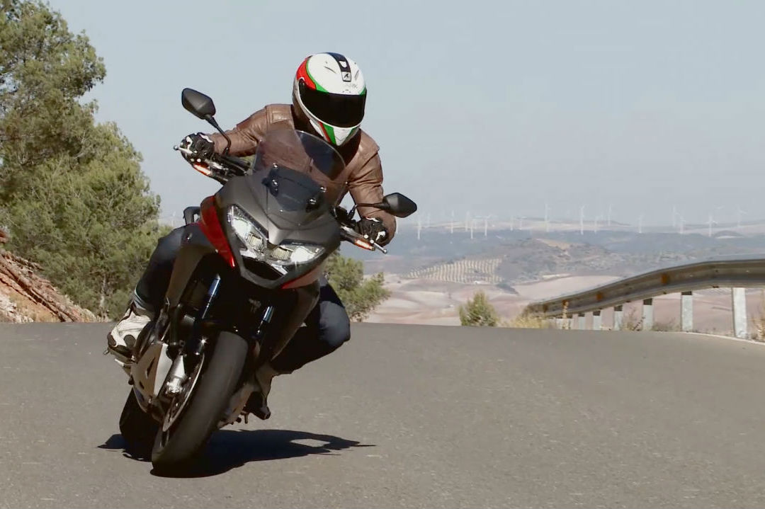 Video: 2015 Honda VFR800X Crossrunner review