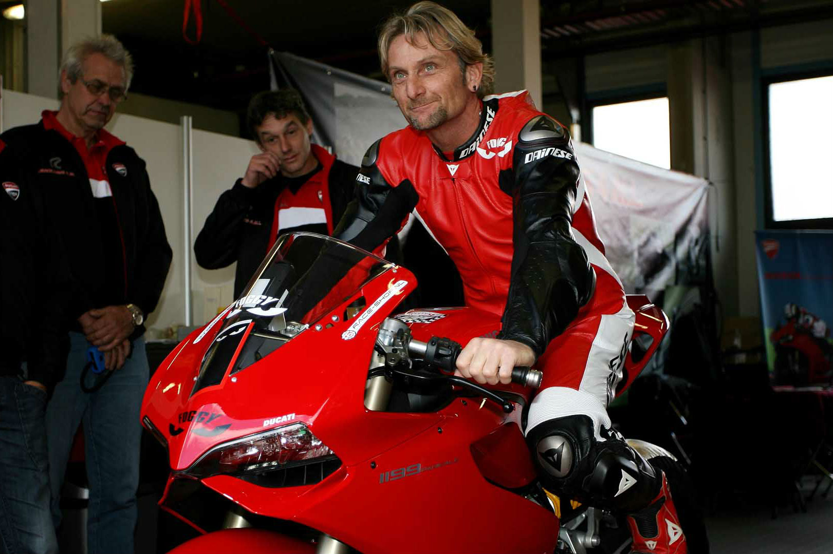 Carl Fogarty to appear in I'm a Celebrity 2014
