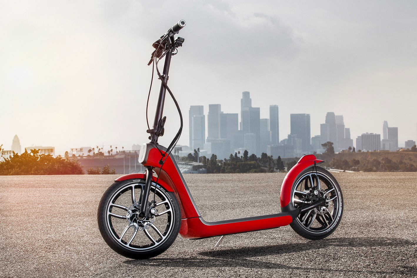 Mini makes more scooter hints