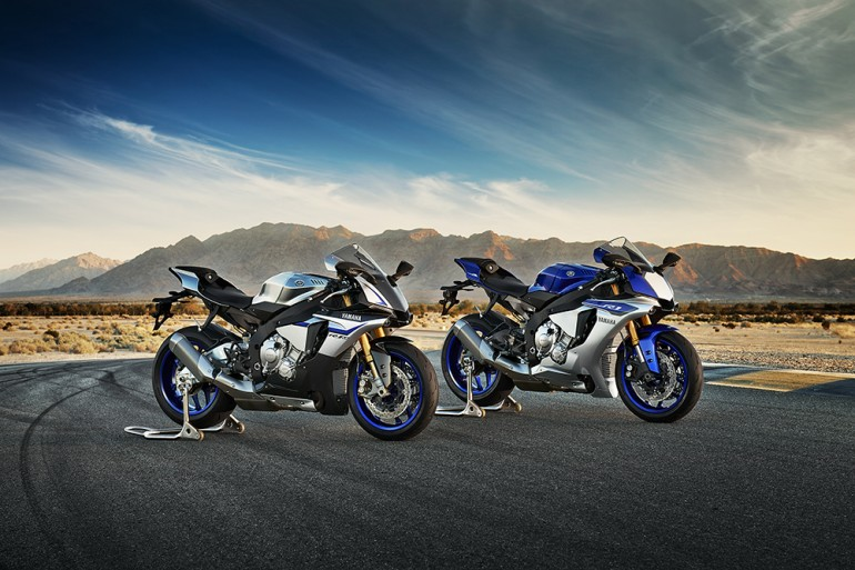Yamaha R1 and R1M prices announced