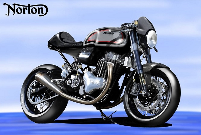 Norton announces new Dominator SS