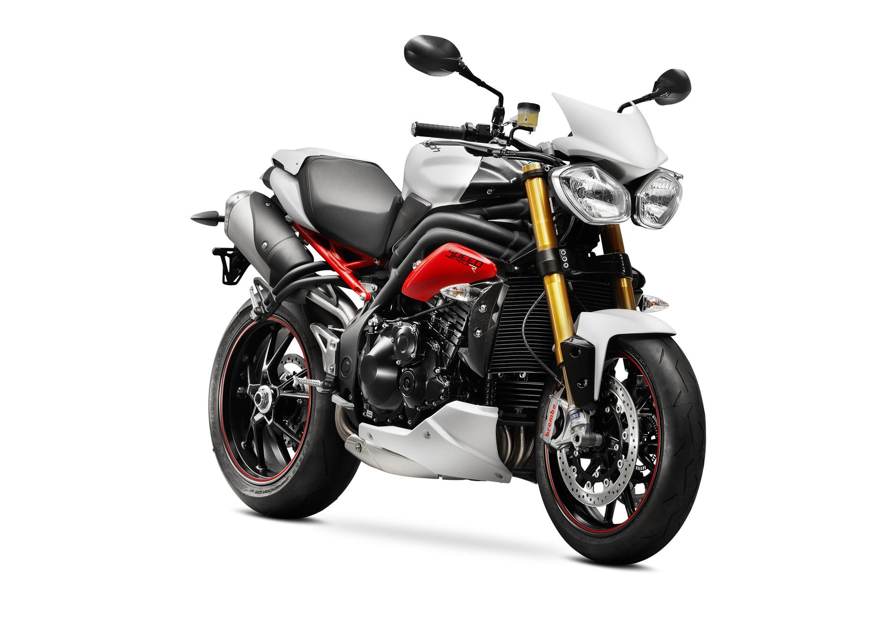 New Triumph Speed Triple under development
