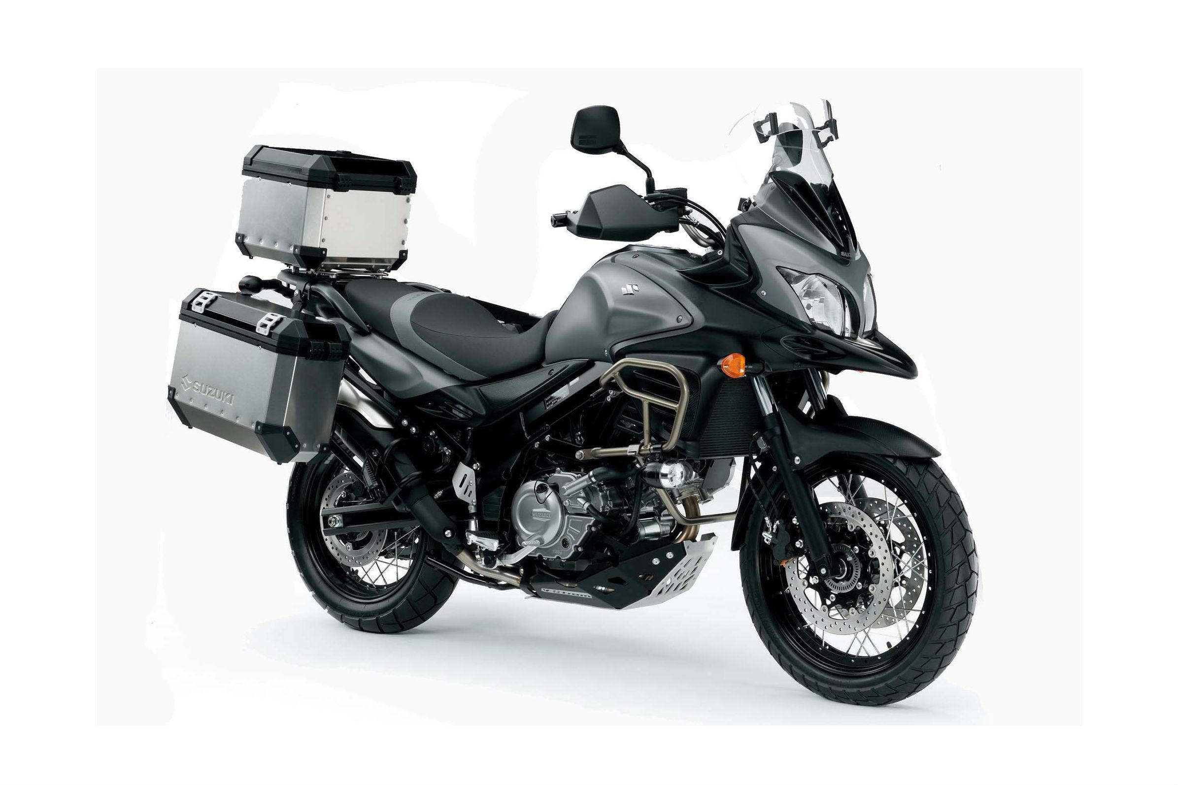 Suzuki's new V-Strom 650XT now in dealers