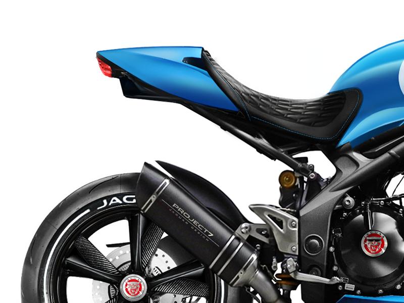 Jaguar 7MC concept