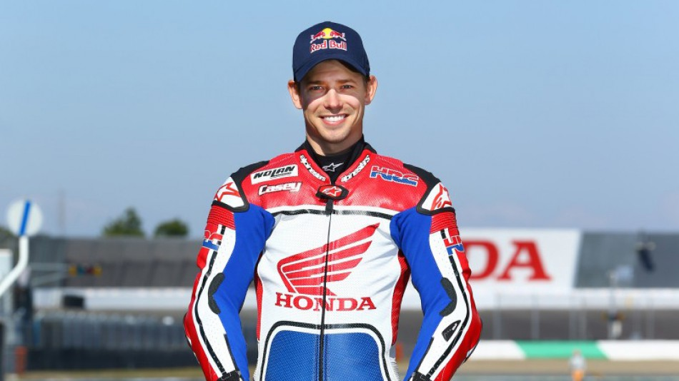 HRC renews contract with Casey Stoner