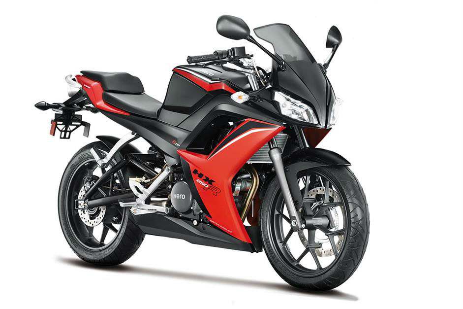 Hero HX250R might be more Buell than you thought