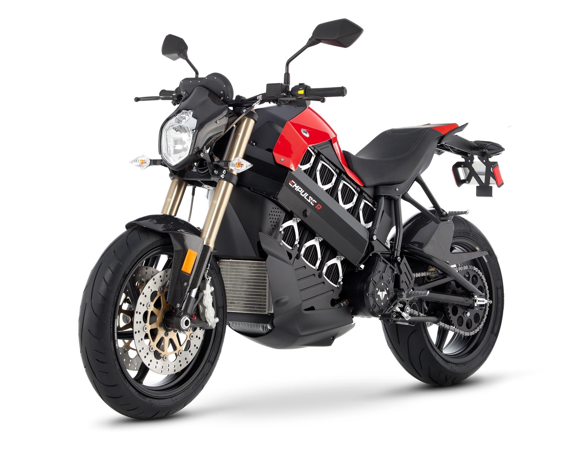 Polaris buys electric motorcycle firm Brammo