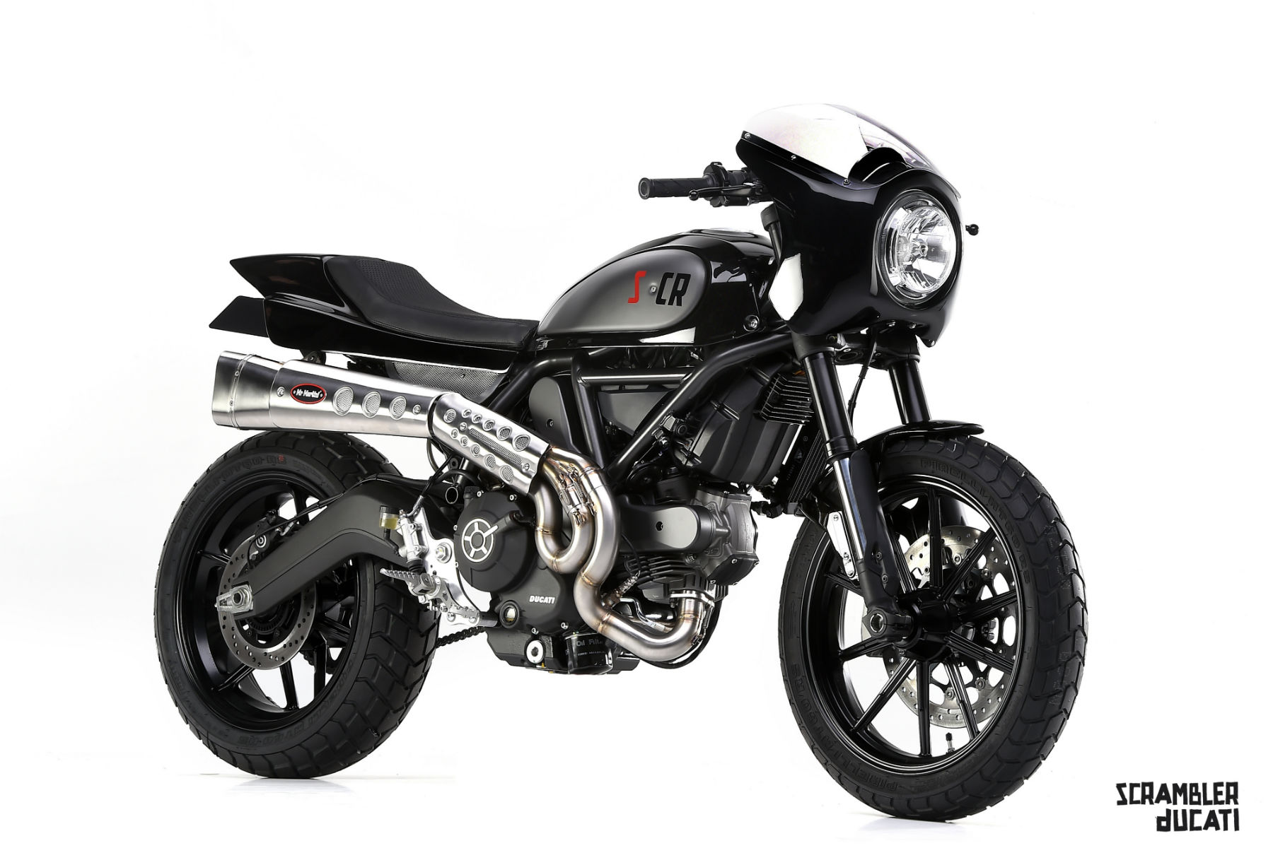 First customised Ducati Scramblers revealed