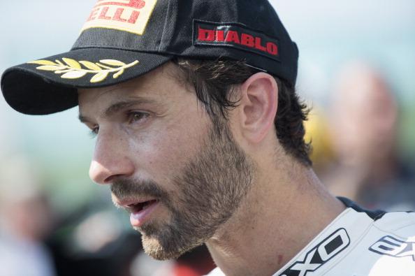 No fractures for Guintoli after crash