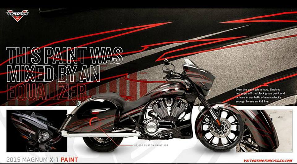 Victory Magnum X-1 revealed