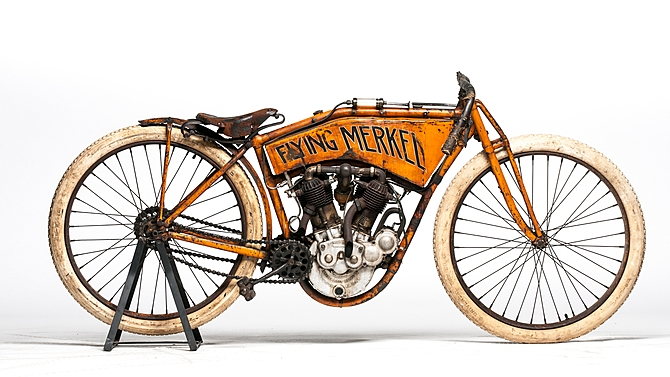 The most valuable bike collection… in the world