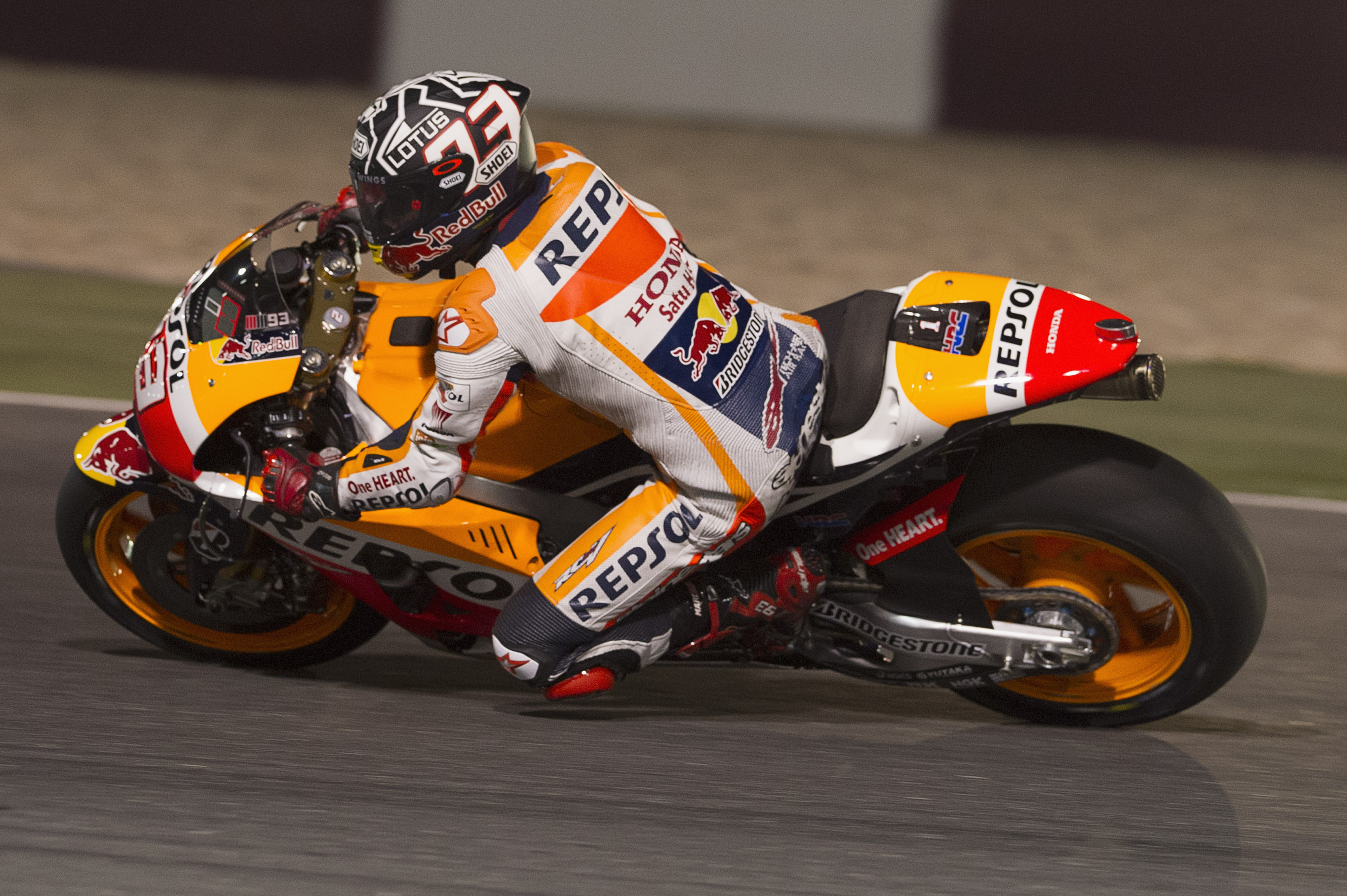 Marc Marquez sees Yamaha, not Ducati, as main rivals