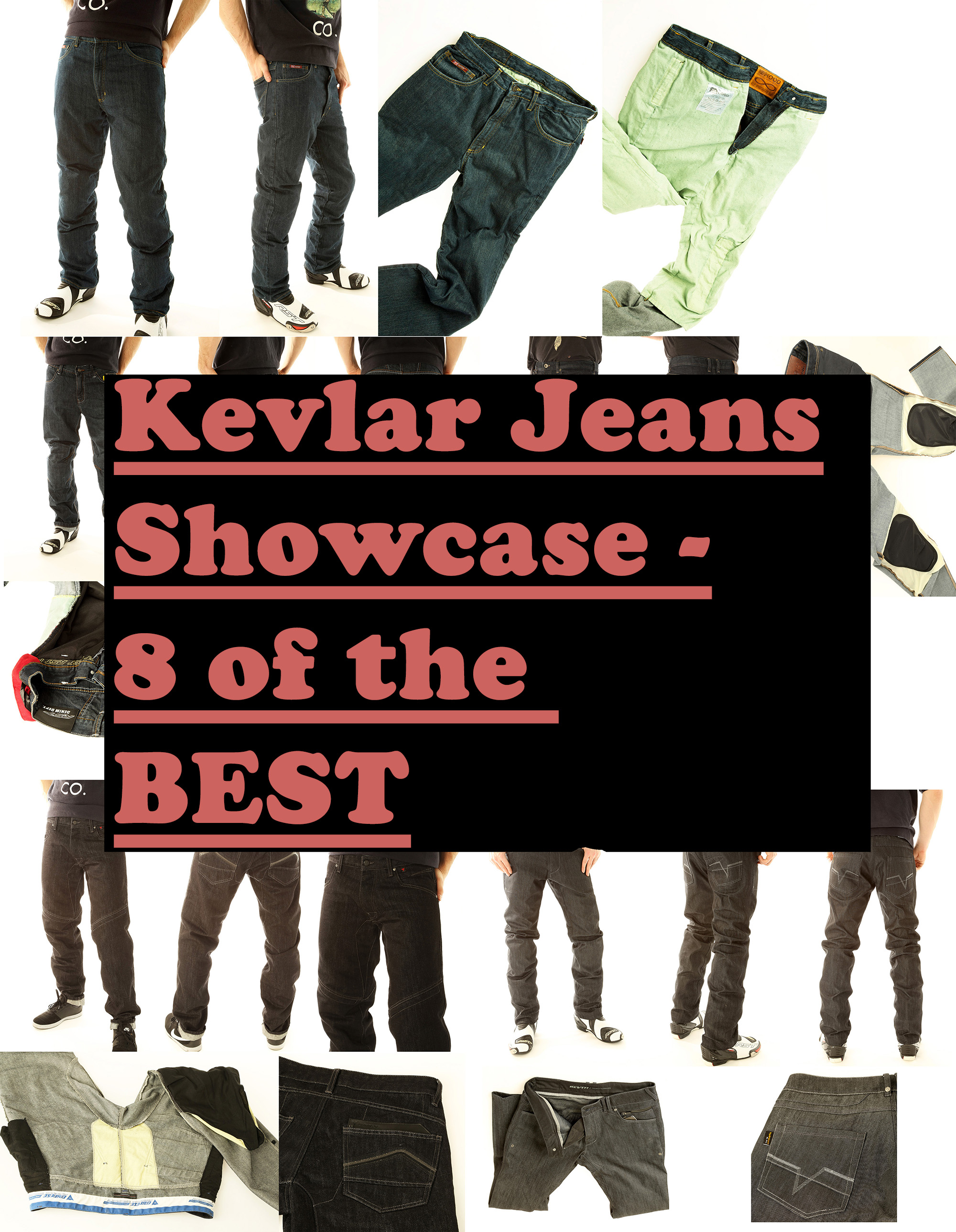 Tested: Kevlar jeans review