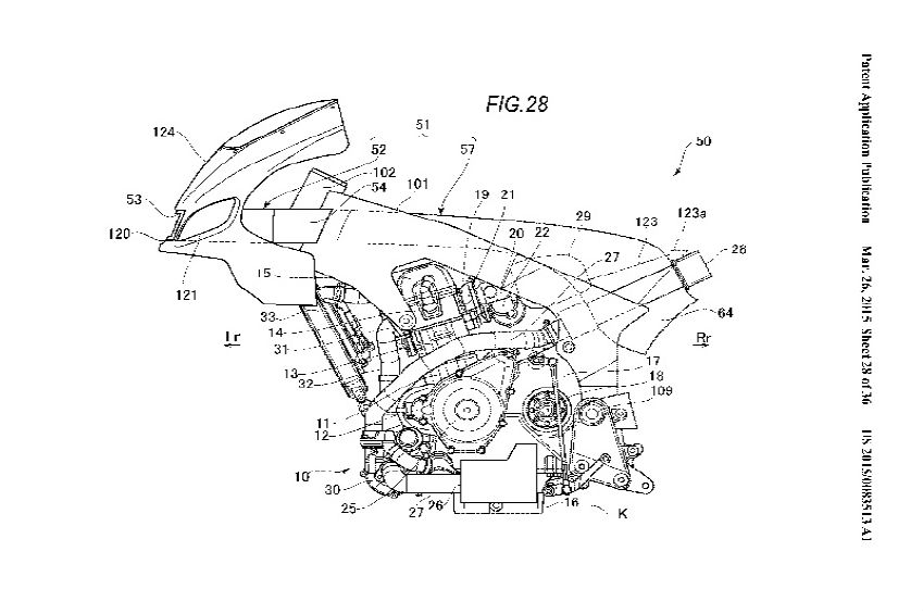 Suzuki Recursion patent points to production plans