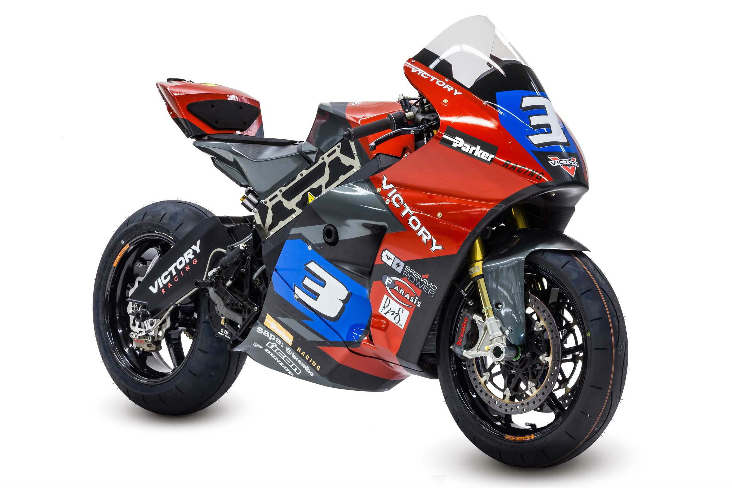 Is Victory becoming a sports bike firm?
