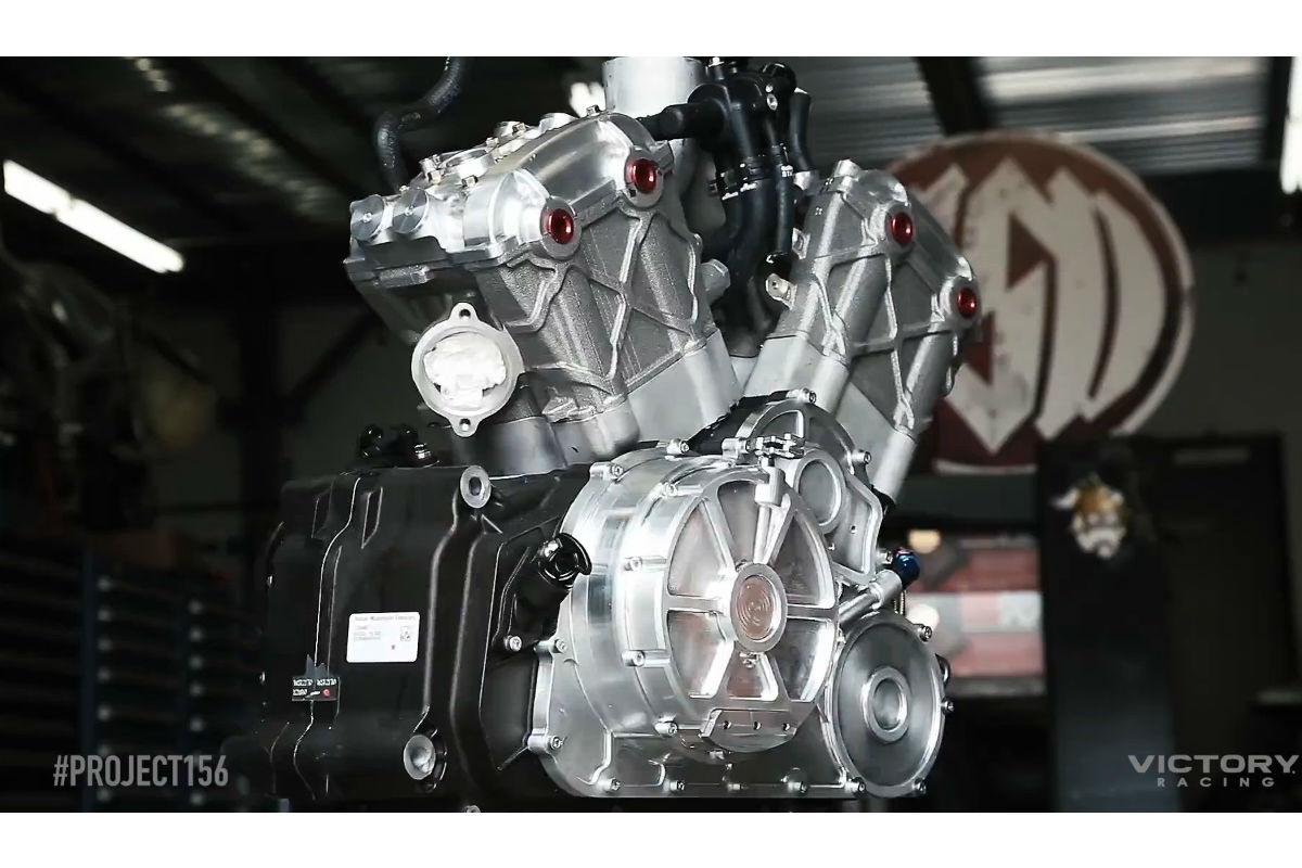 Victory's Pikes Peak engine revealed