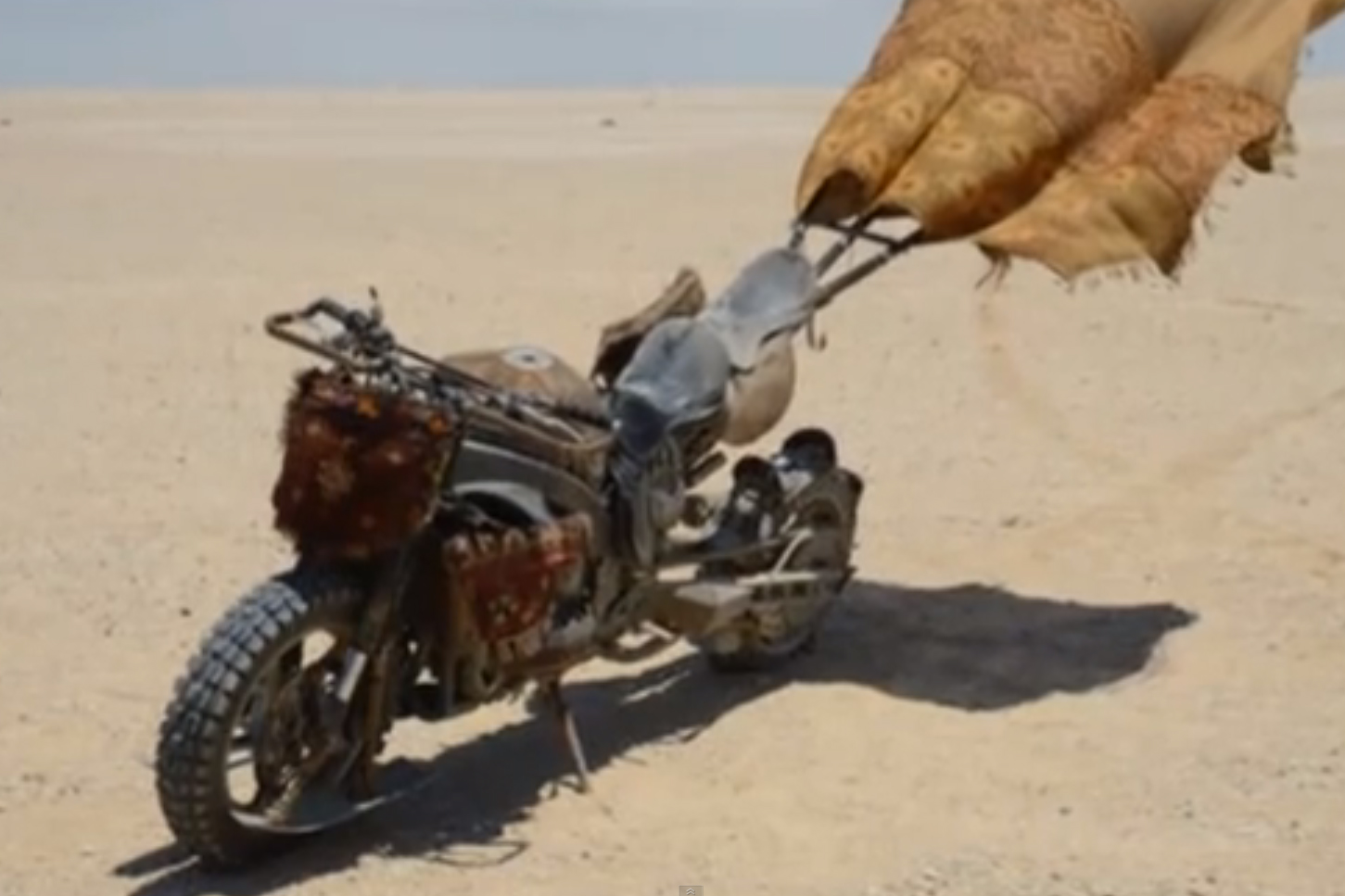 The bikes of Mad Max