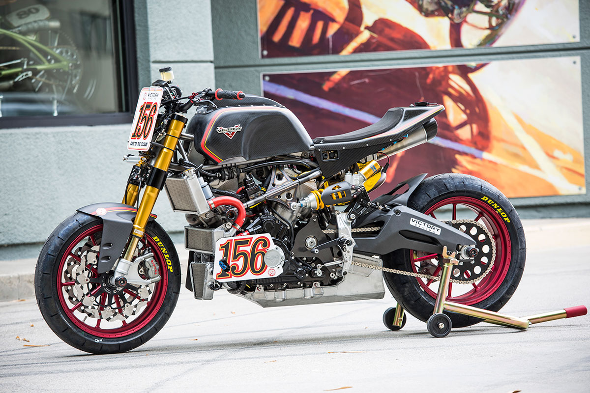 Victory Project 156 revealed in full