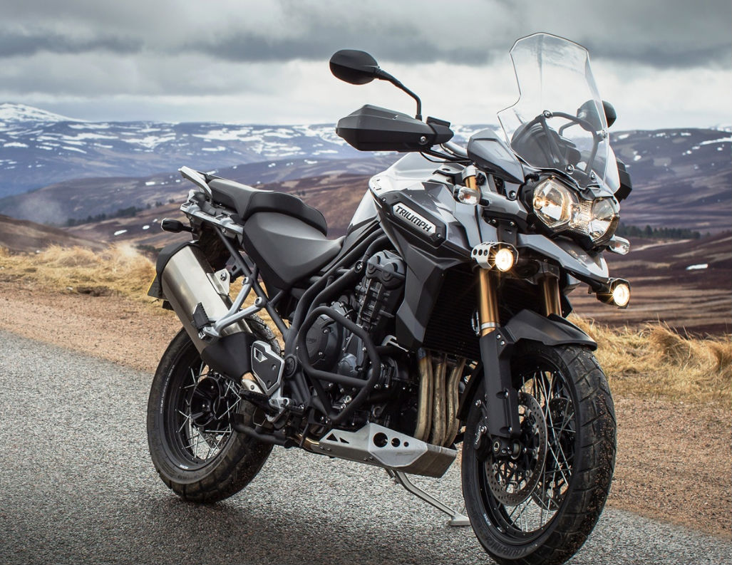 Top 10 current big adventure bikes 1000cc and over