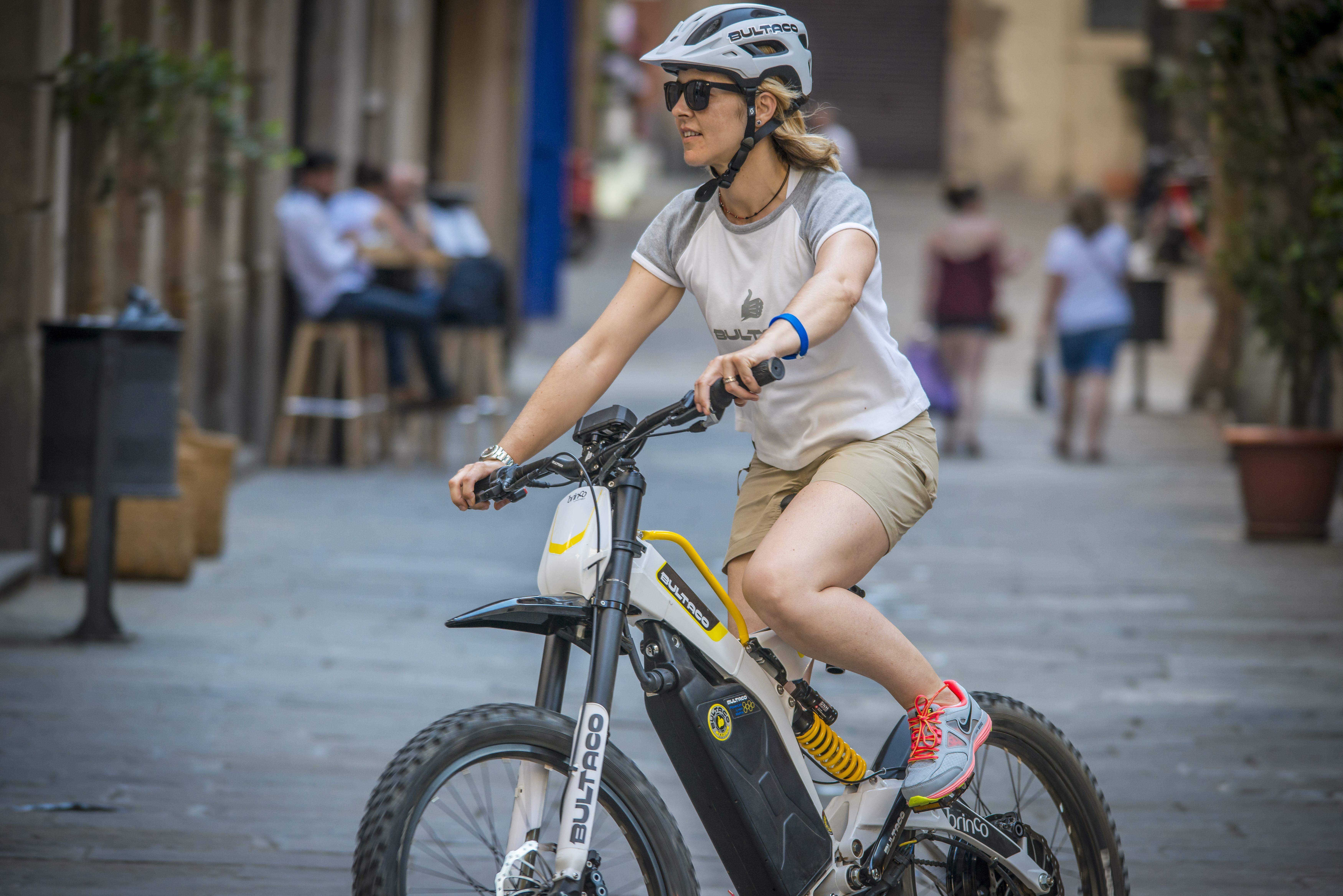 Bultaco ready to produce 1,000 bikes a year