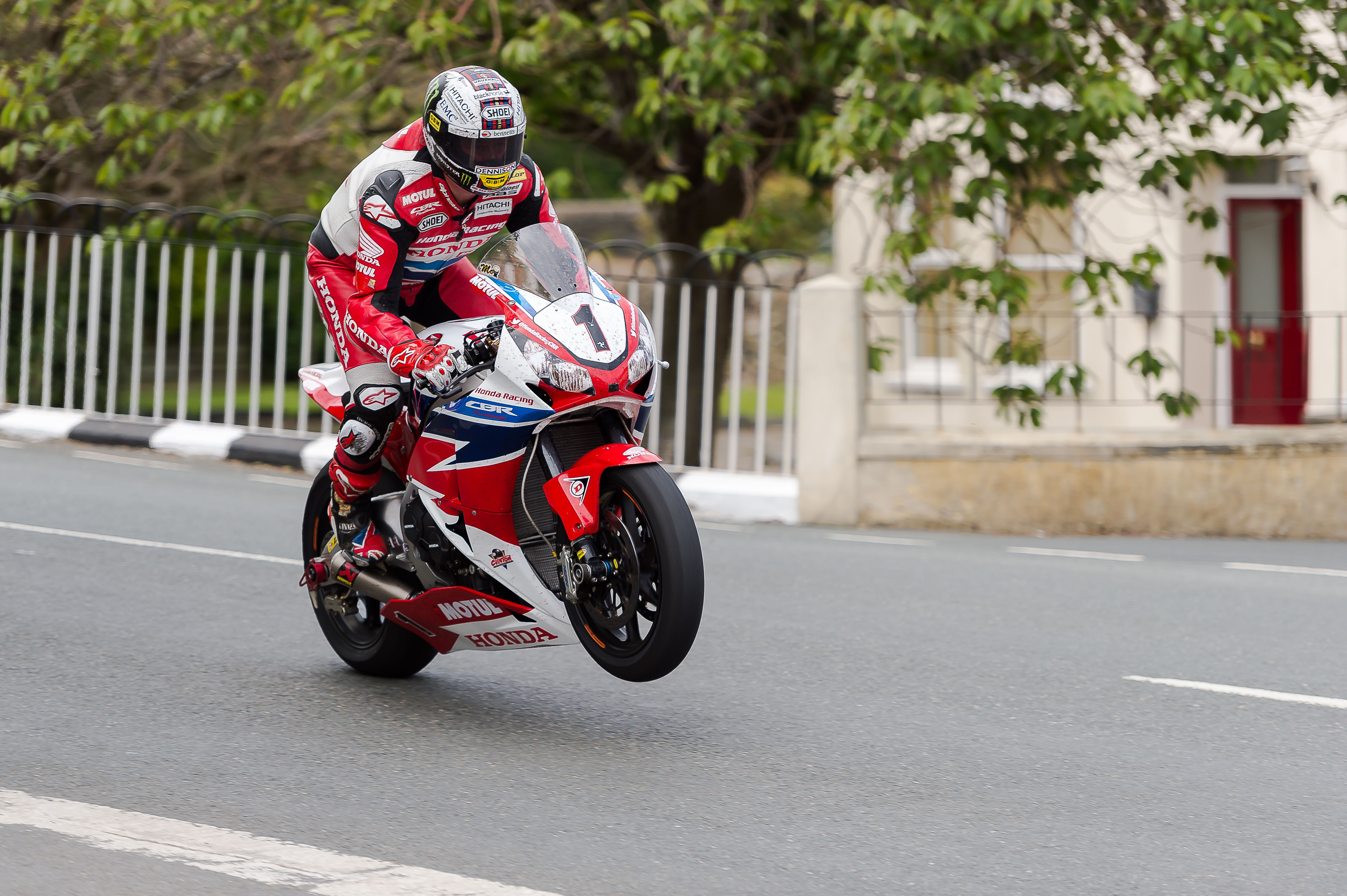 John McGuinness fined for taking daughter out of school for TT