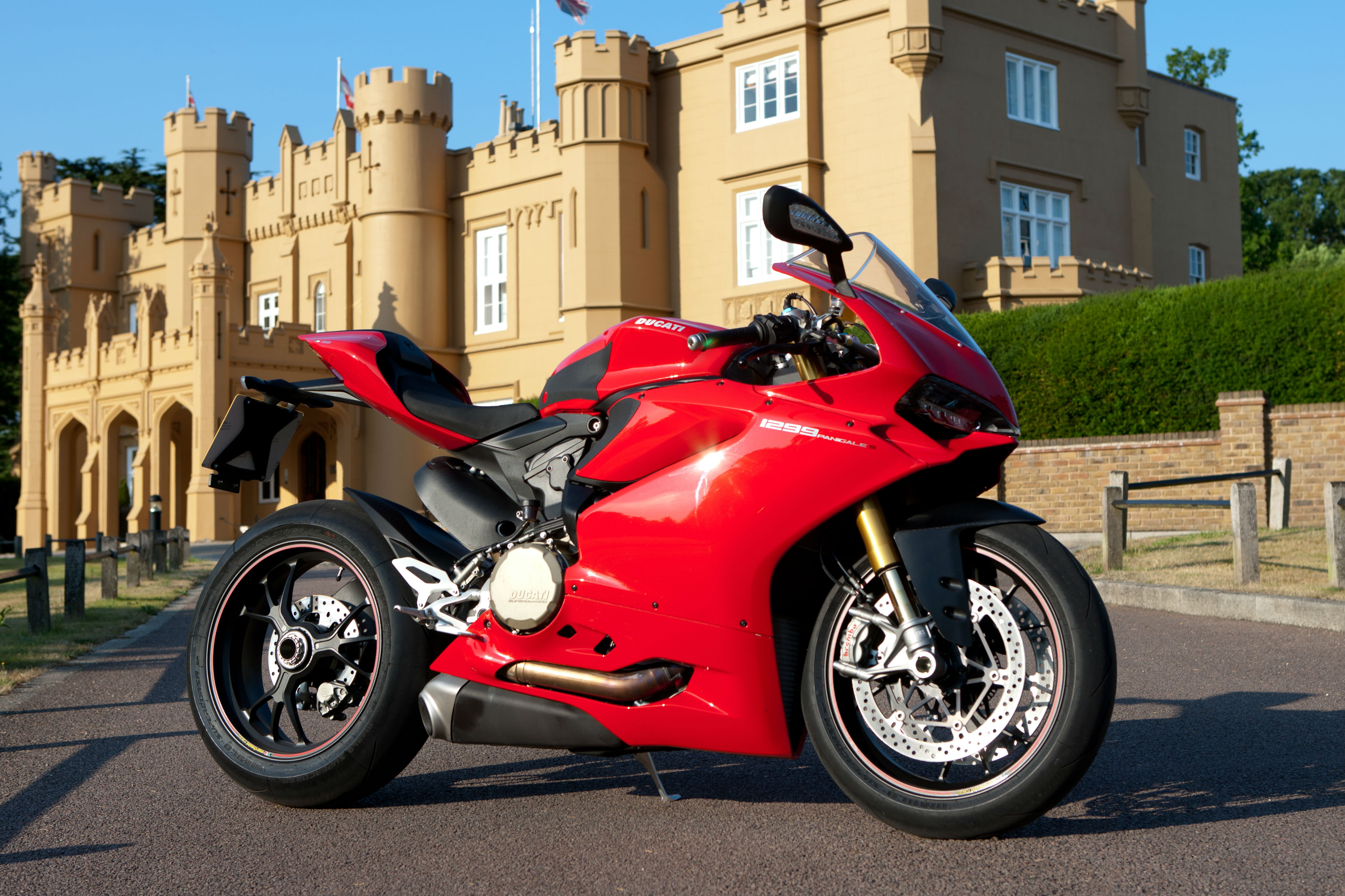 Ducati 1299 Streetfighter on the way?