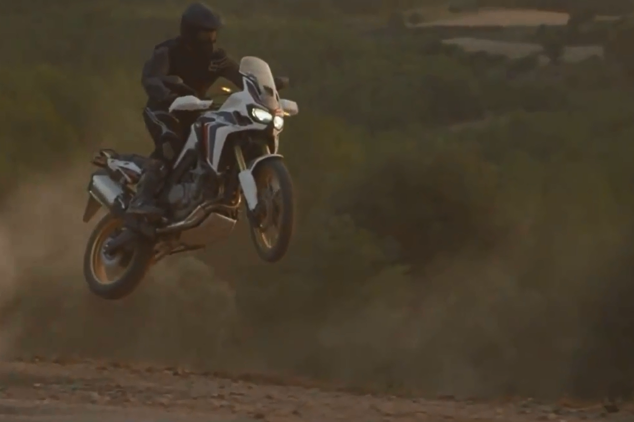 Honda Africa Twin revealed
