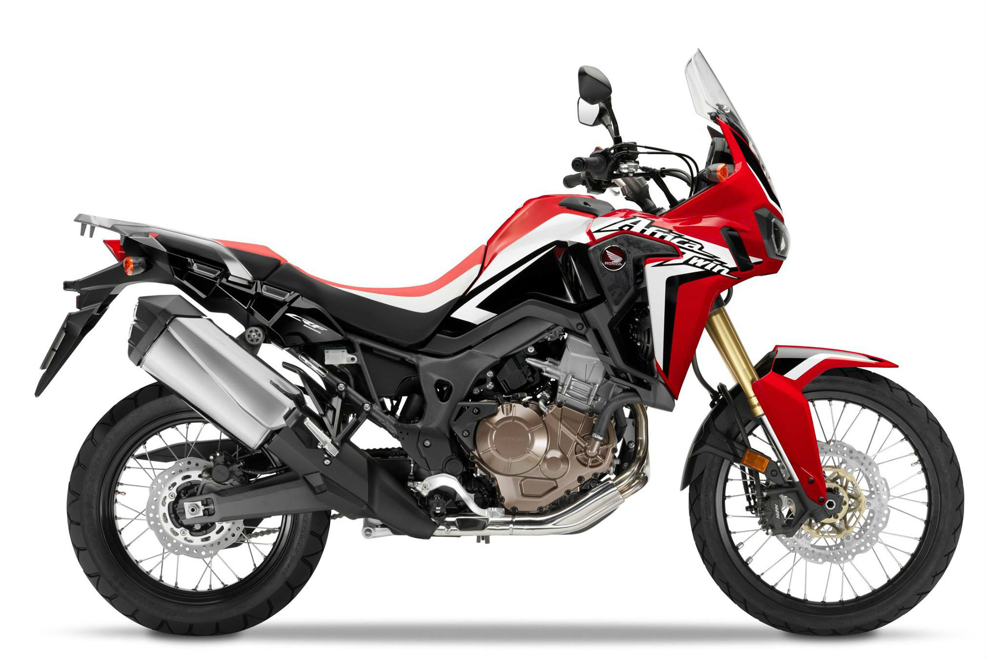 Honda Africa Twin full specs and hi-res picture leaked