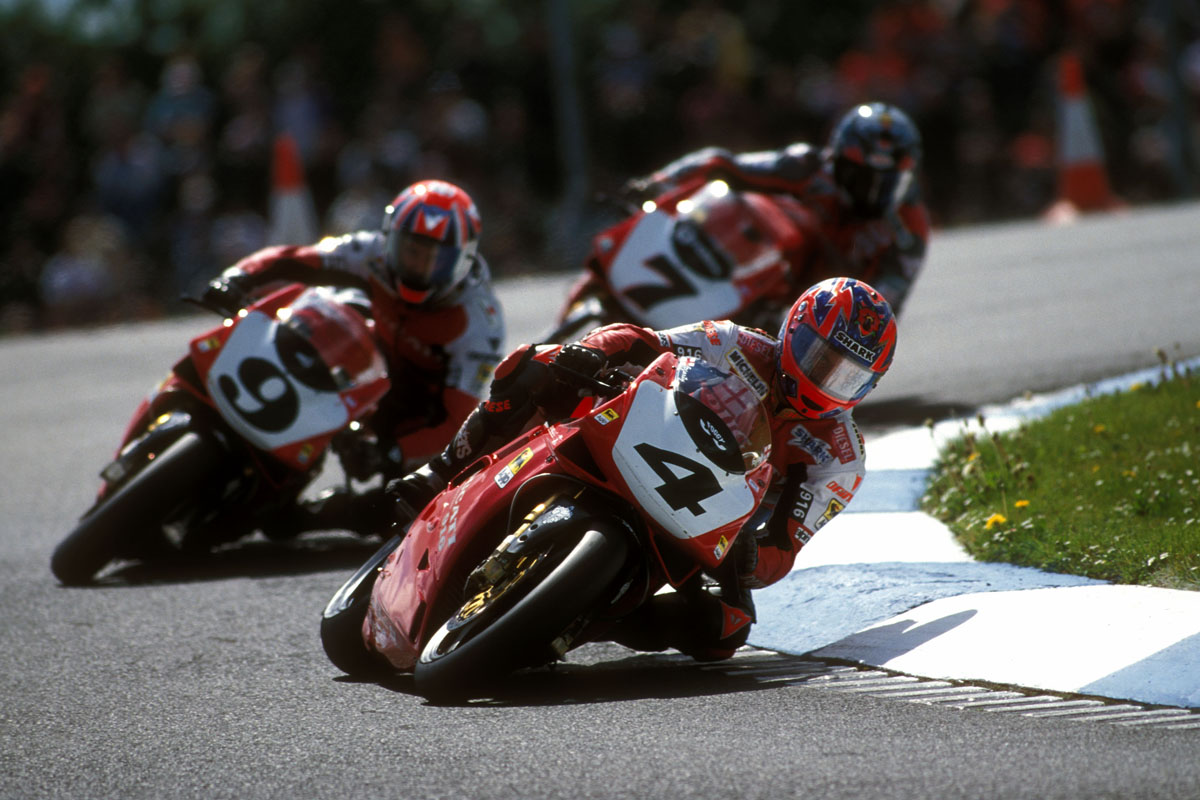 Top 10 British bike racers since Carl Fogarty