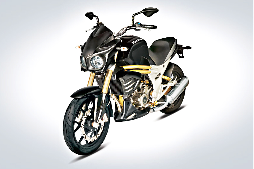 Mahindra Mojo launch imminent... Again!