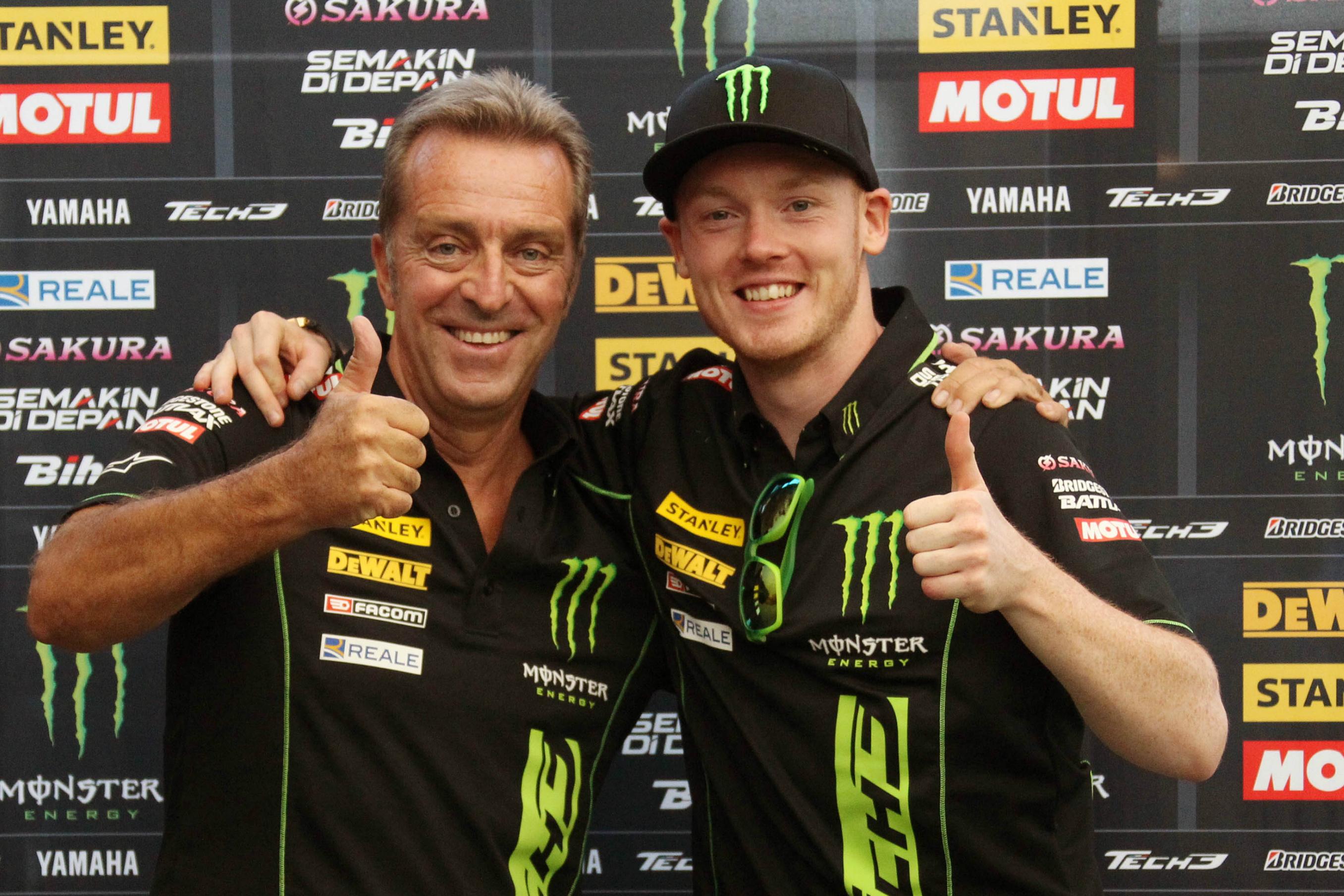 Bradley Smith signs Tech-3 MotoGP deal