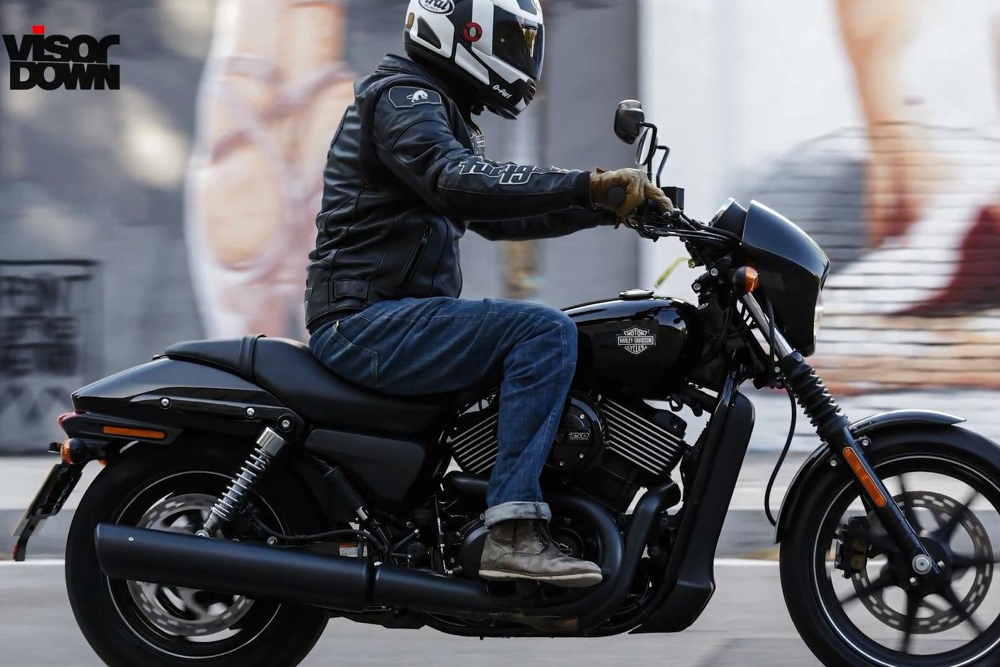 Video review: Harley-Davidson Street 750 road test