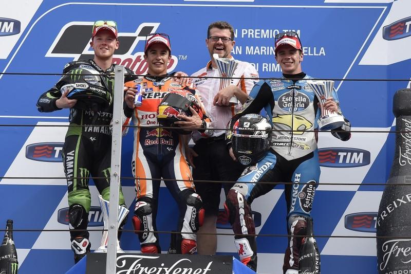 MotoGP 2015: Championship standings after Misano