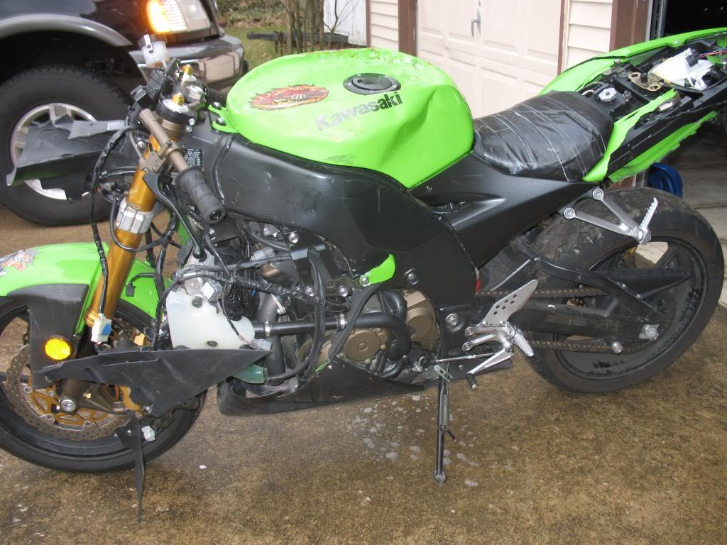 Kawasaki needs a 2004 ZX-10R