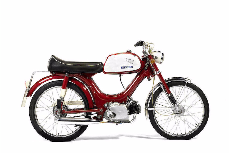 May and McQueen's bikes for sale