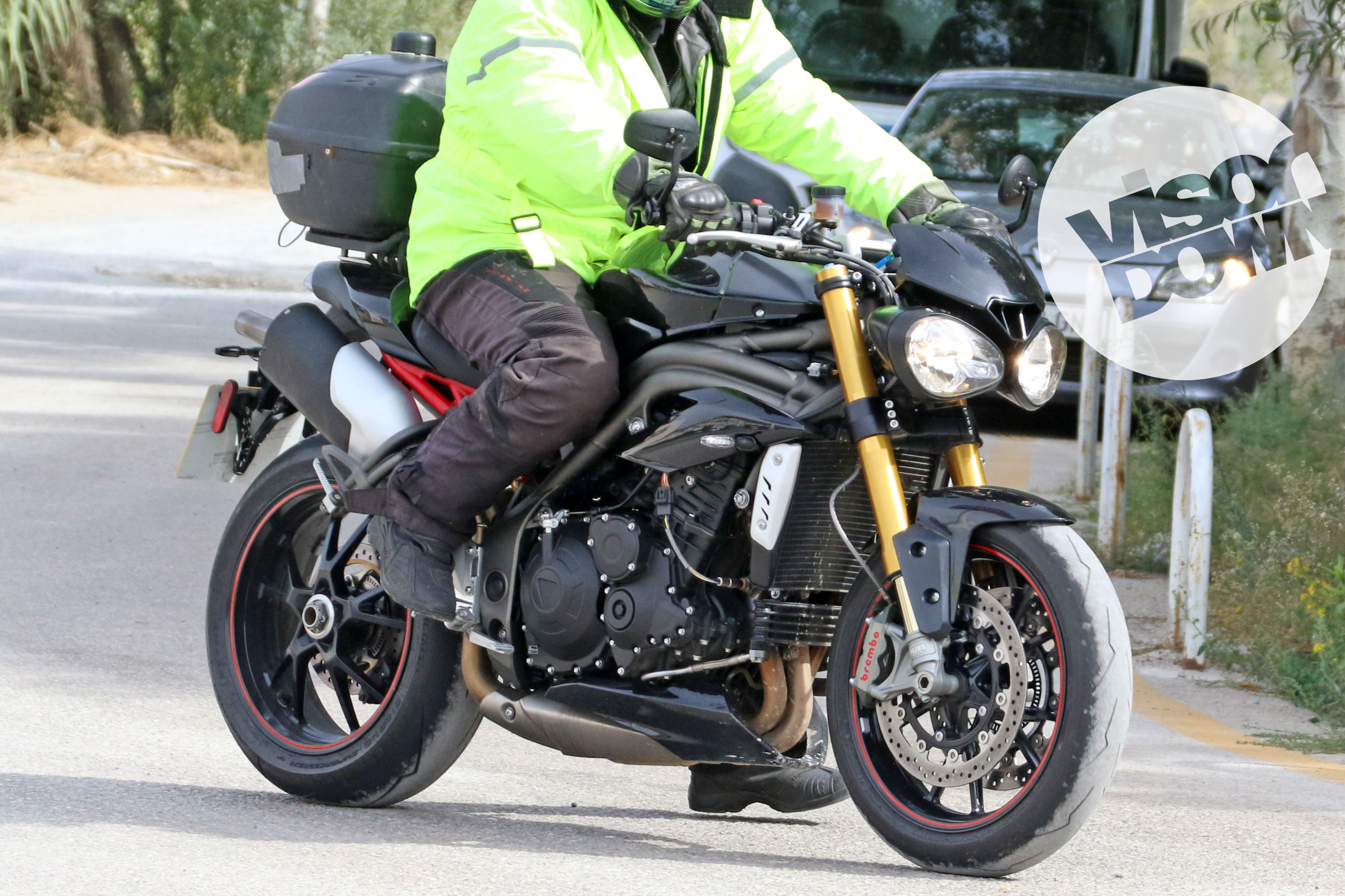 New Triumph Speed Triple R revealed